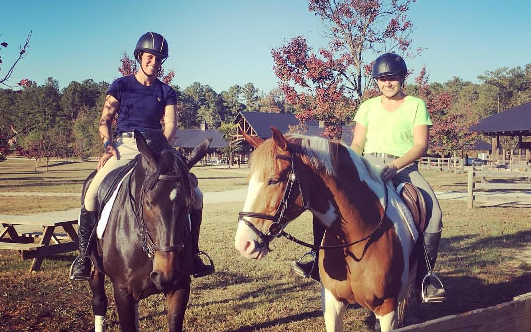 11 Things All Horsewomen Share